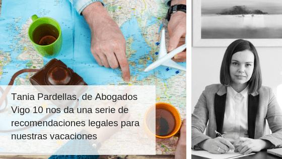Recomendaciones legales para viajar al extranjero